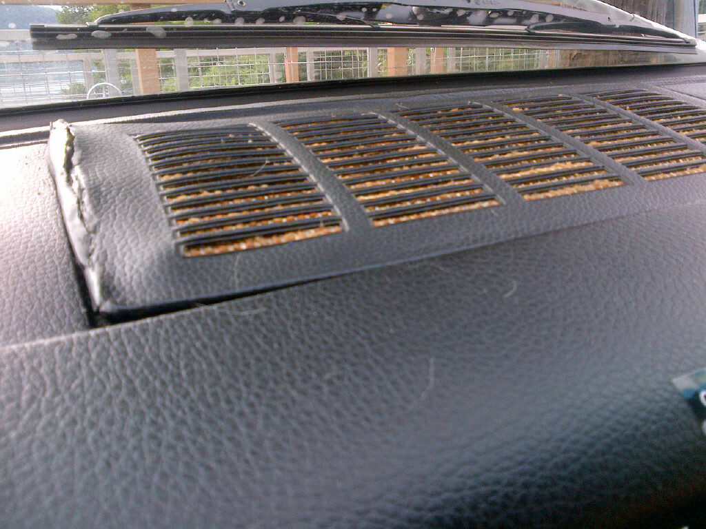 w114 - where to reupholster the speaker cover? - Mercedes-Benz Forum