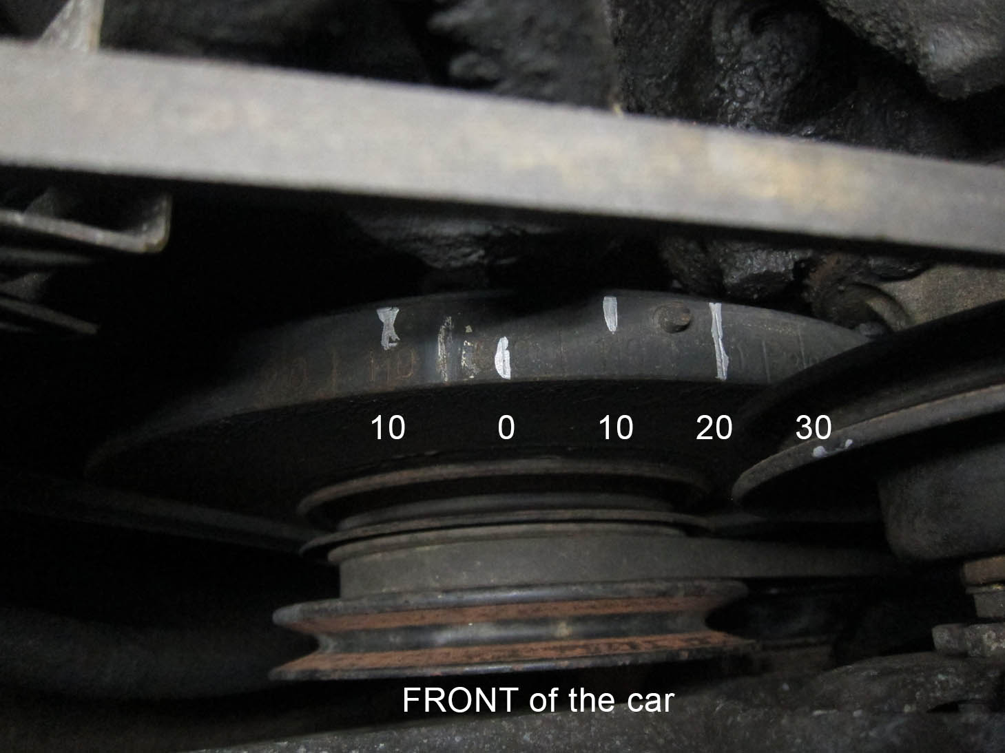 w114 - question about timing - Page 3 - Mercedes-Benz Forum